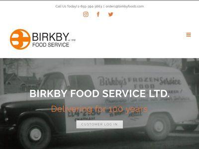 Birkby Food Service Ltd.