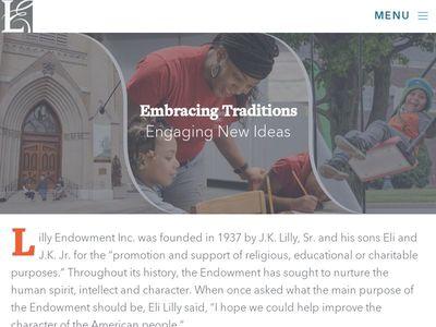 Lilly Endowment Inc.