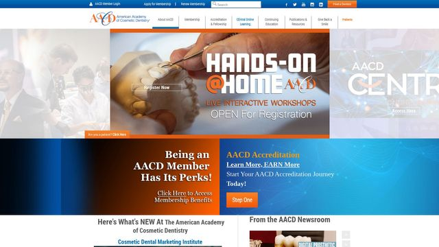 American Academy of Cosmetic Dentistry Inc