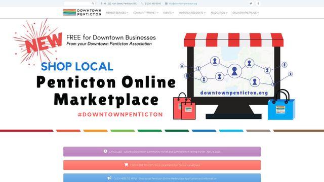 Downtown Penticton