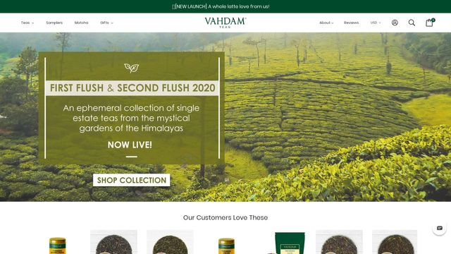 Vahdam Teas Private Limited