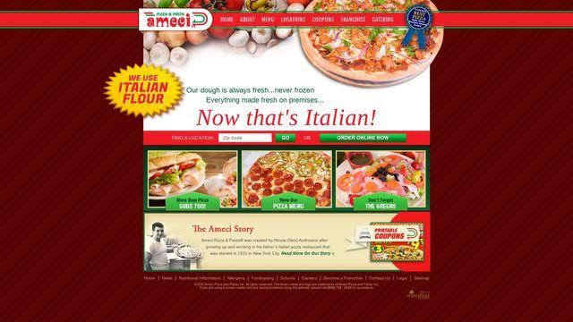 Ameci Pizza and Pasta, Inc.