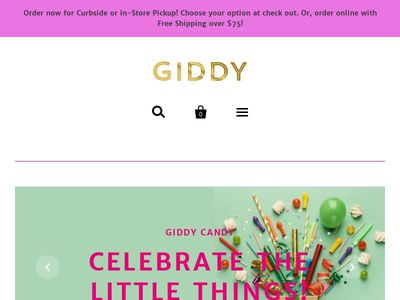 Giddy Candy