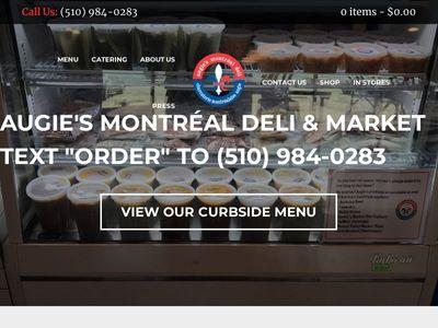 Augie's Montreal Deli