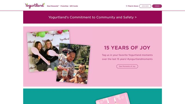 Yogurtland Franchising, Inc.