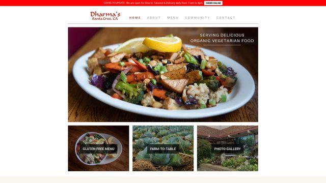 Dharmas Restaurant