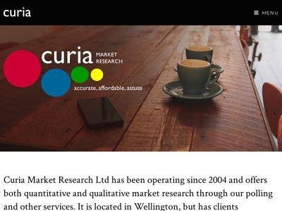 Curia Market Research Ltd