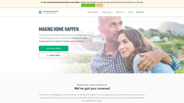 Southern Trust Mortgage LLC