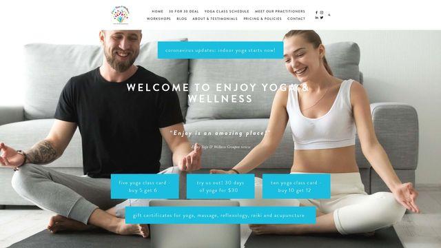Enjoy Yoga & Wellness