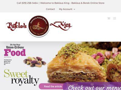 Baklava King, Inc.