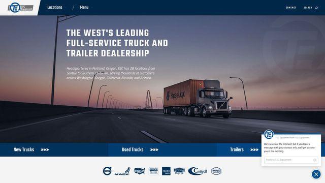 TEC Equipment, Inc.