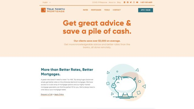 True North Mortgage Inc.