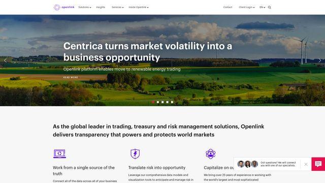 OpenLink Financial LLC