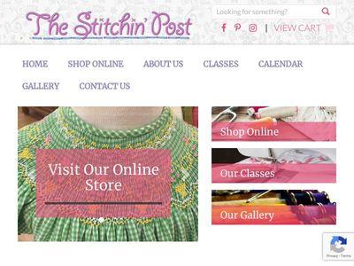Stitchin' Post Inc.