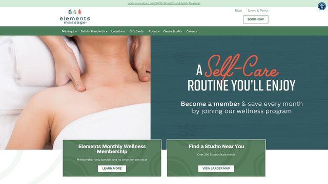 Elements Therapeutic Massage, LLC
