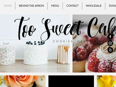 Too Sweet Cakes LLC