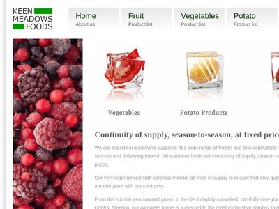 Keen Meadows Foods Ltd