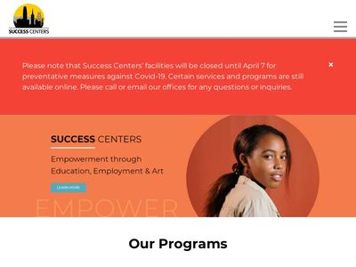 Centers for Equity and Success, Inc.