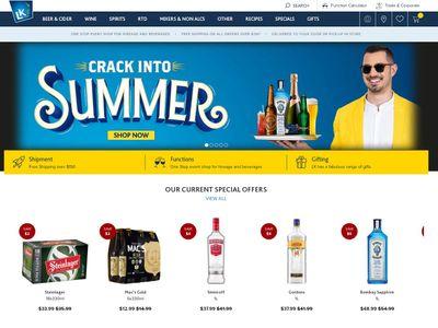 Lion Liquor Retail Limited)
