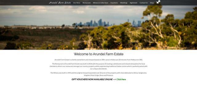 Arundel Farm Estate