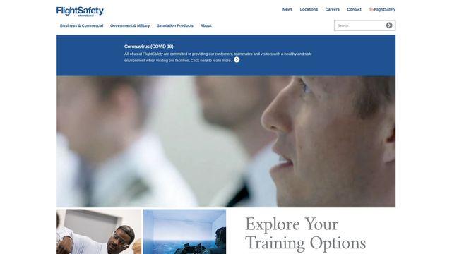 FlightSafety International Inc.