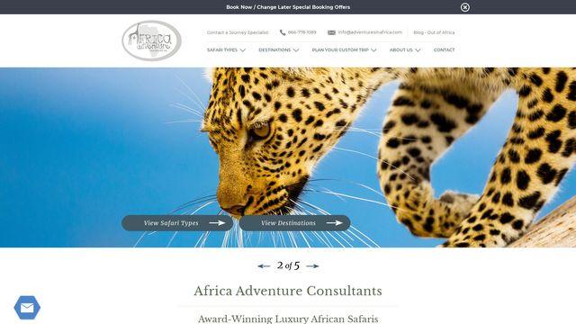 Africa Adventure Consultants Inc.