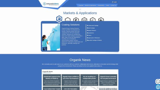 Organik Kimya Corporation