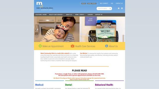Marin Community Clinic