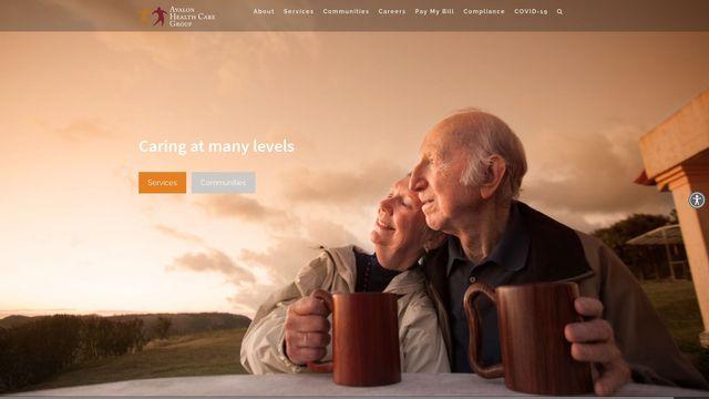Avalon Health Care, Inc.