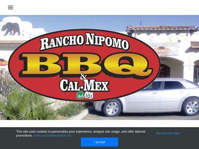 RANCHO NIPOMO BBQ