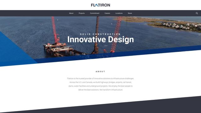 Flatiron Construction Corp