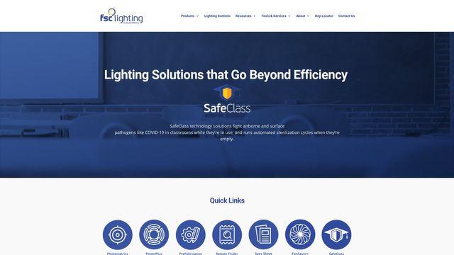 (c)FSC Lighting Inc