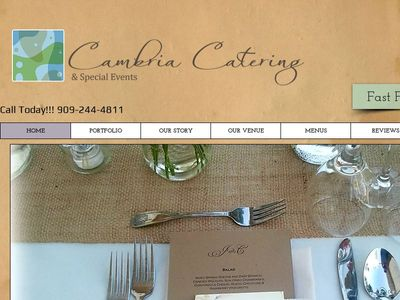 Cambria Catering