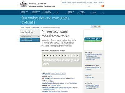 Australian Consulate-General