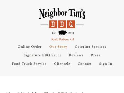 Neighbor Tim's LLC