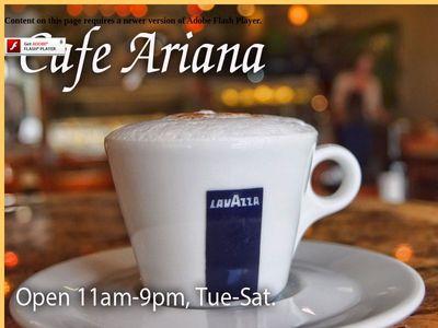 Cafe Ariana