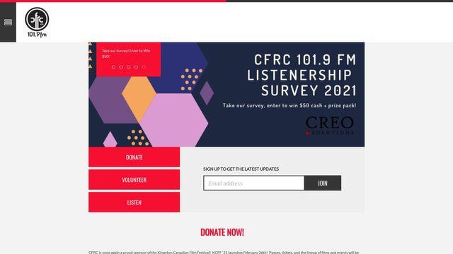 CFRC Podcast Network