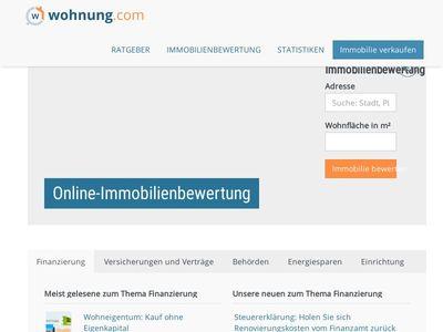 Wohnung.com Ratgeber