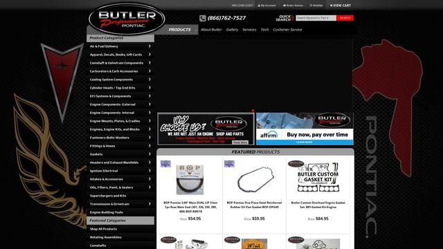 Butler Performance Inc.