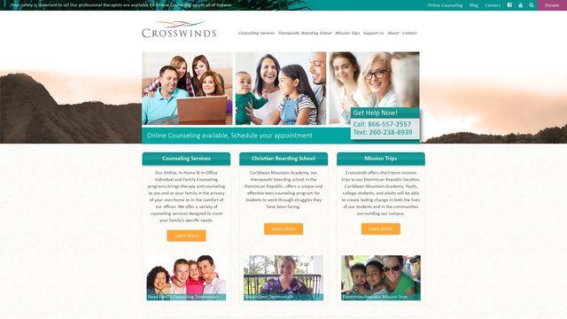 Crosswinds, Inc.