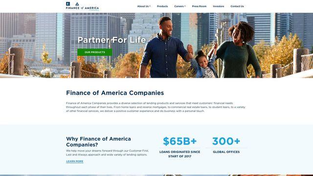 Finance of America Companies Inc.