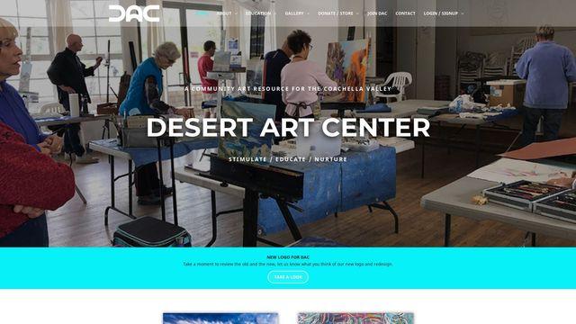 DESERT ART CENTER of Coachella Valley, Inc.