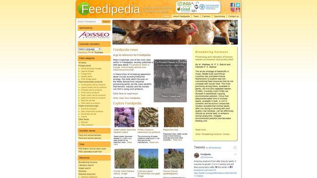 Feedipedia Feedipedia