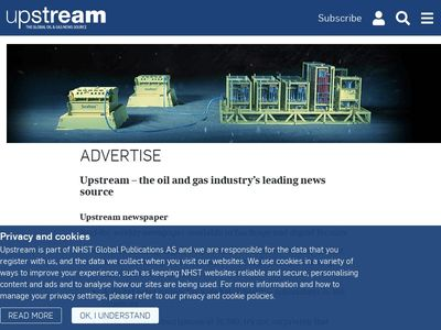 Upstream Online   Latest oil and gas news