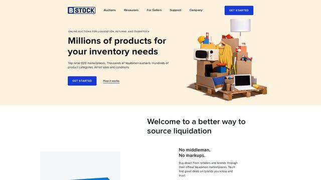 B-Stock Solutions, LLC