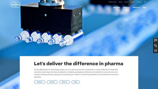Korber Medipak Systems GmbH
