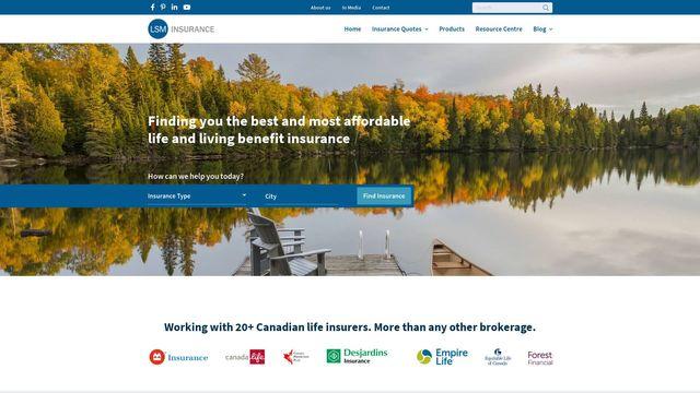 LSM Insurance Services Ltd.