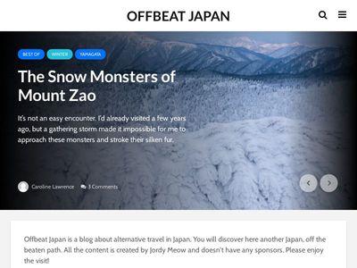 Offbeat Japan