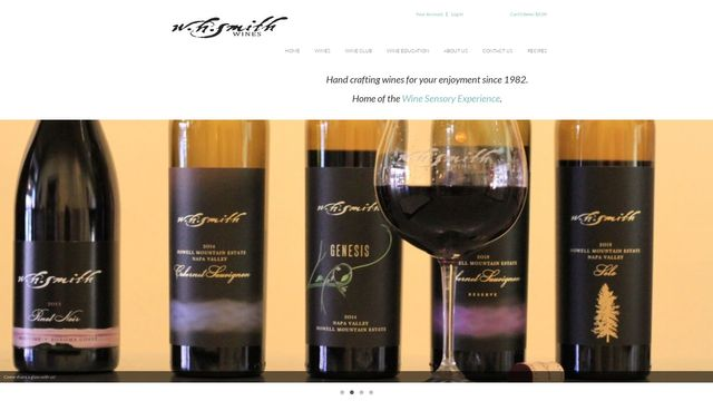 W.H. Smith Wines