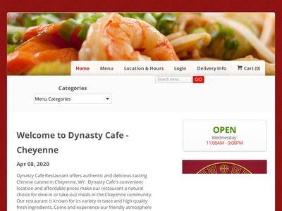 Dynasty Cafe